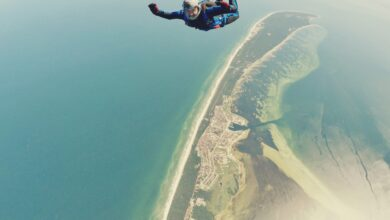 Skydive Barnstable - Paraquedismo em Massachusetts
